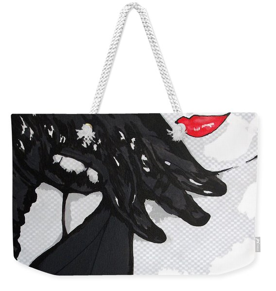 Gloves And A Smile Weekender Tote Bag