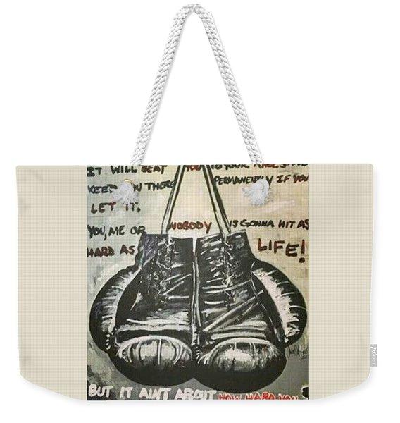 Gloves Of Life Weekender Tote Bag