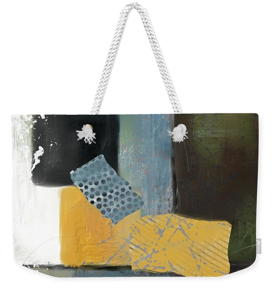 Glow In The Dark Weekender Tote Bag