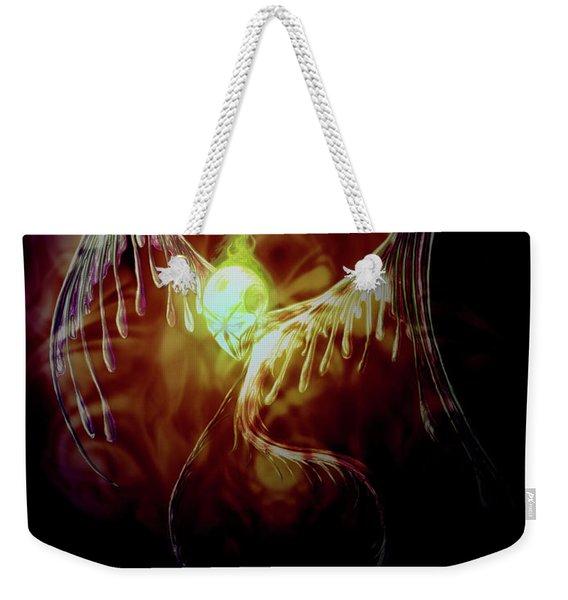 Glowingpixie Weekender Tote Bag