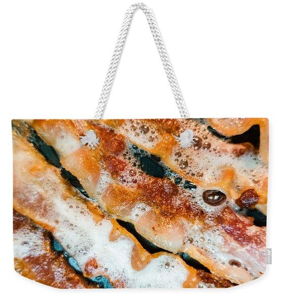 Gluten Free Bacon Weekender Tote Bag