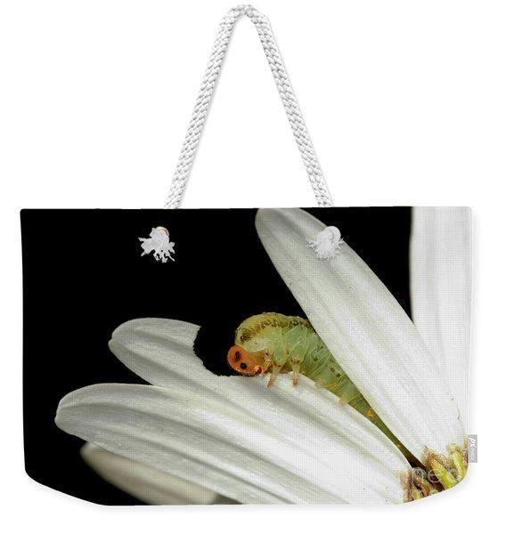 Glutton Weekender Tote Bag
