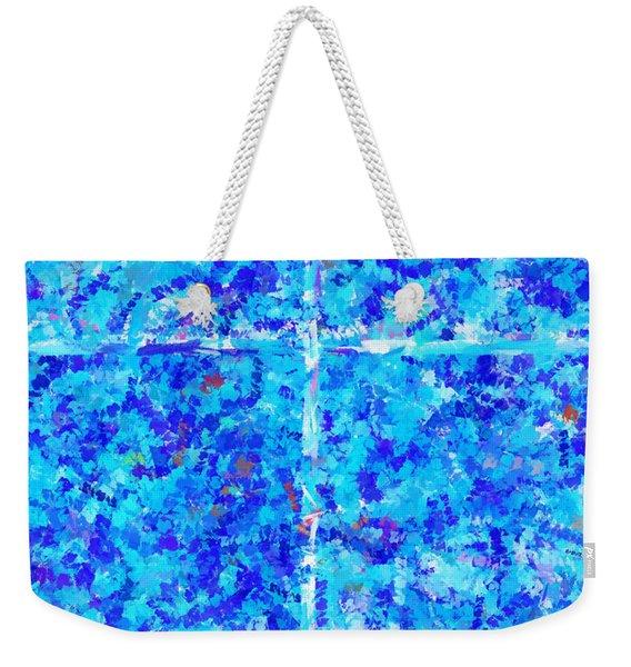 Go Away Pain Weekender Tote Bag