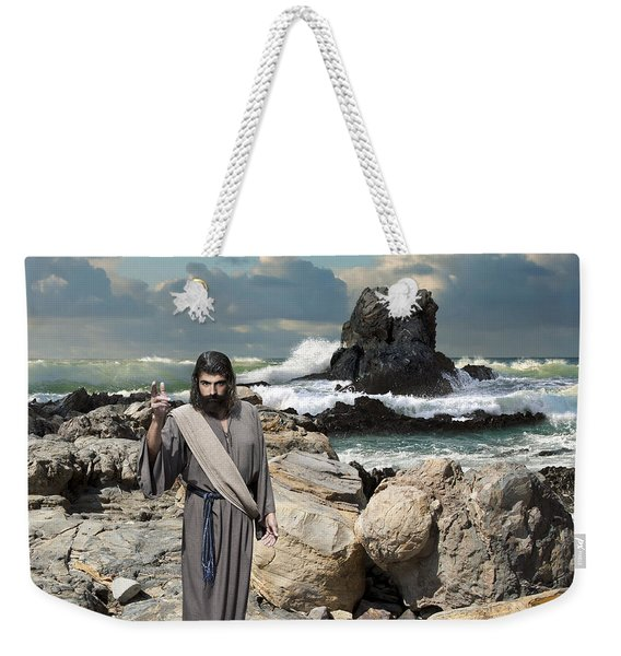 Go Your Faith Has Healed You Weekender Tote Bag