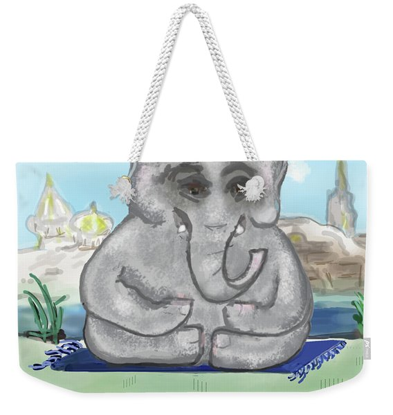 Go Zen, Baby Weekender Tote Bag