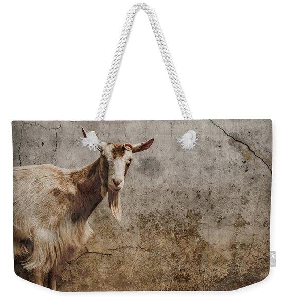 London, England - Goat Weekender Tote Bag