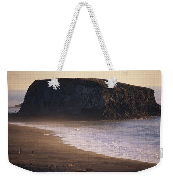 Goat Rock  Weekender Tote Bag