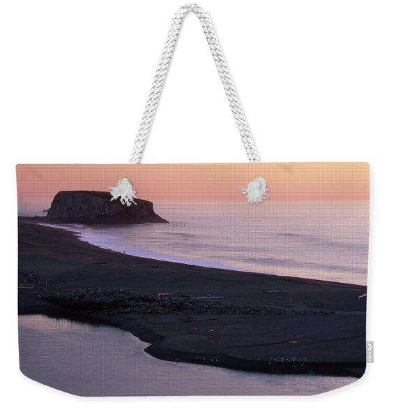 Goat Rock State Beach Weekender Tote Bag