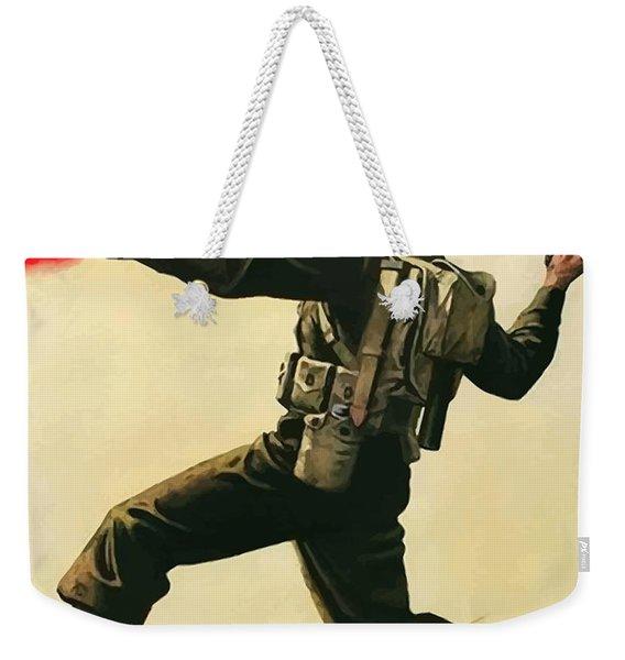 God Help Me If This Is A Dud Weekender Tote Bag