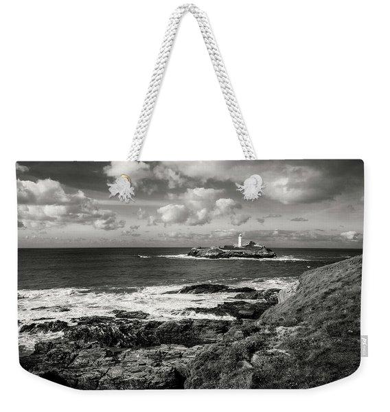 Godrevy Lighthouse 1 Weekender Tote Bag