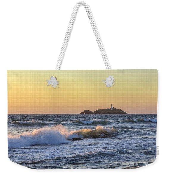 Godrevy Lighthouse  Weekender Tote Bag