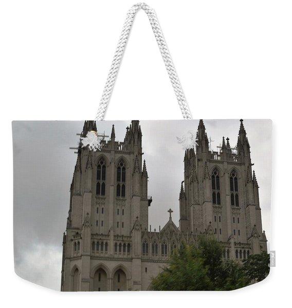 God's House Weekender Tote Bag