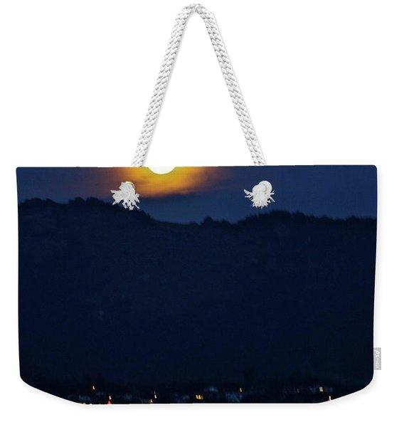 God's Nightlight Weekender Tote Bag