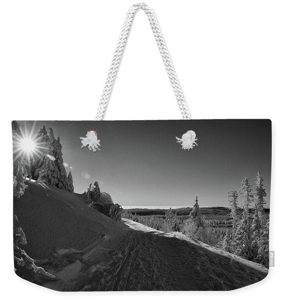 Goethe Way, Harz Weekender Tote Bag