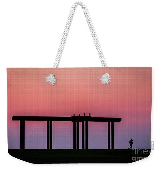 Going Home Weekender Tote Bag