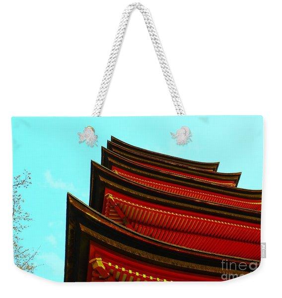 Gojunoto Weekender Tote Bag