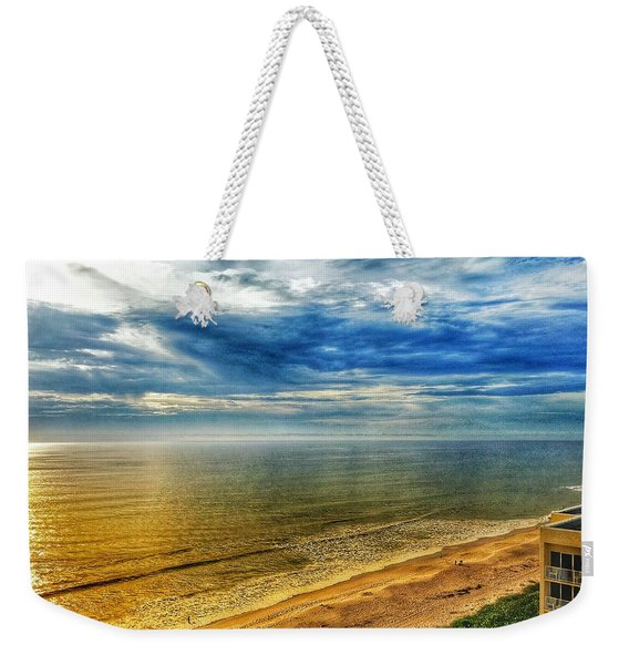 Gold Beach  Weekender Tote Bag