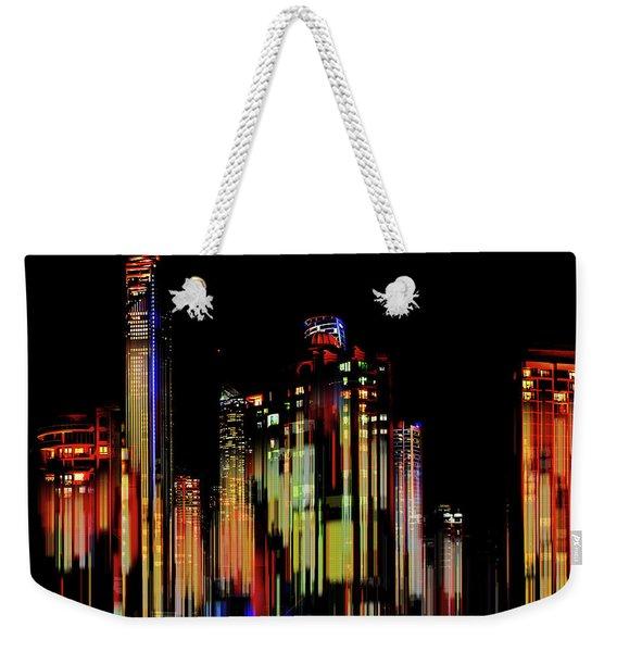 Gold Coast Rising Weekender Tote Bag