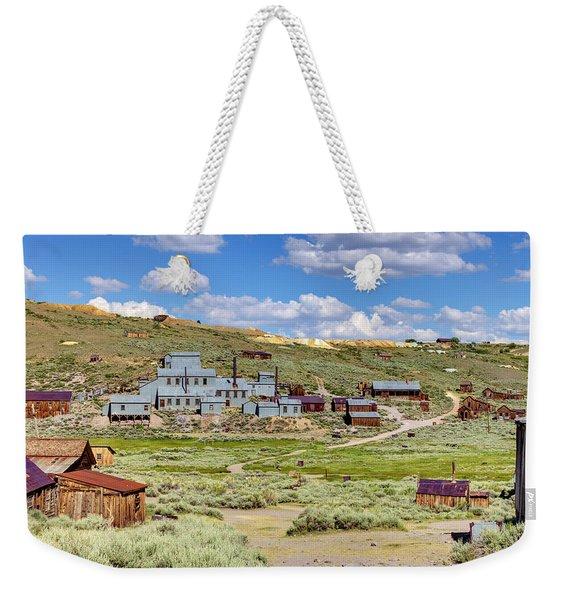 Gold In Them Hills Weekender Tote Bag
