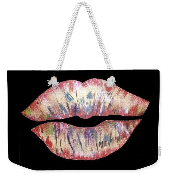 Gold Kissed  Weekender Tote Bag