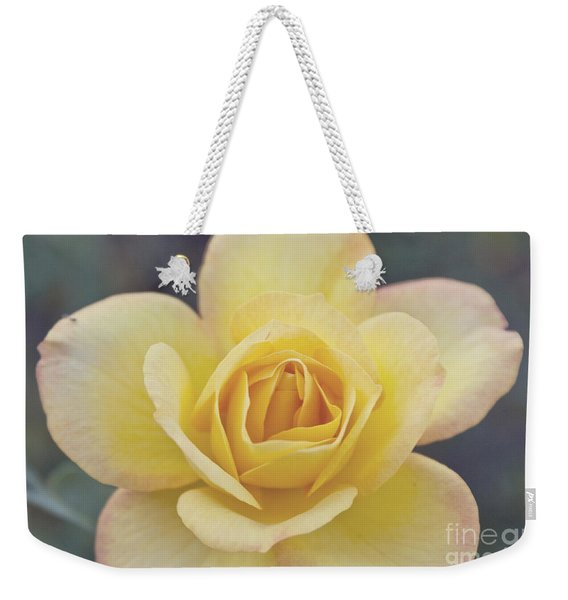 Gold Medal Rose Weekender Tote Bag