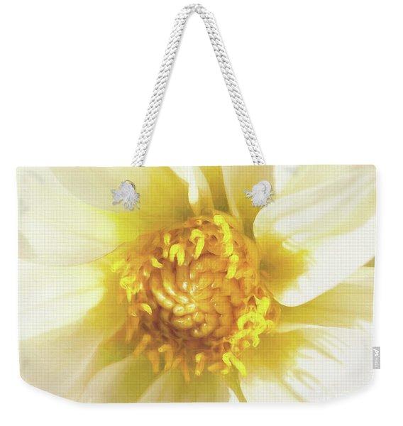 Golden Centre Weekender Tote Bag
