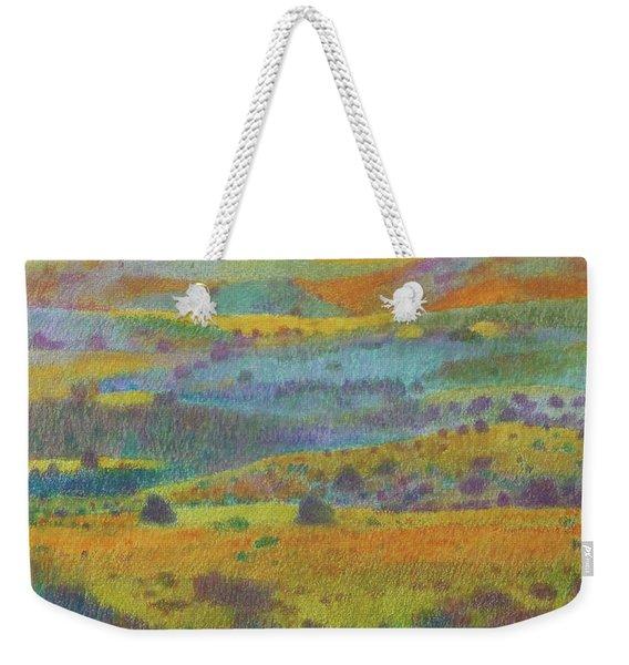 Golden Dakota Day Dream Weekender Tote Bag