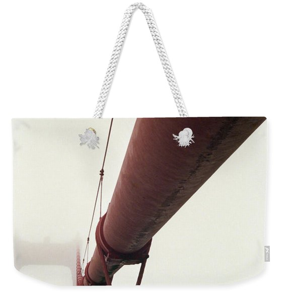 Golden Gate 3 Weekender Tote Bag