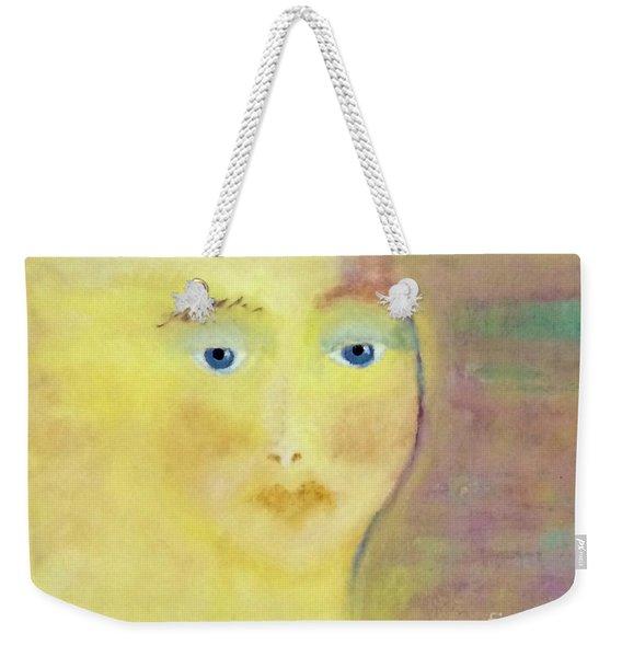 Golden Girl Weekender Tote Bag
