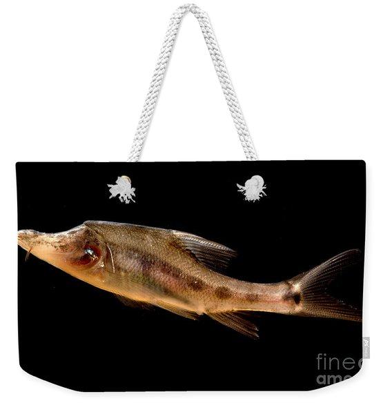 Golden Line Barbel Weekender Tote Bag