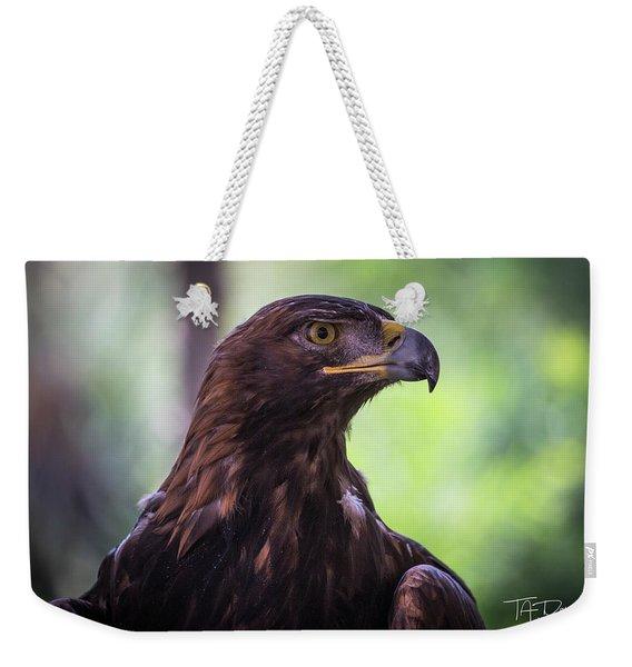 Golden One Weekender Tote Bag