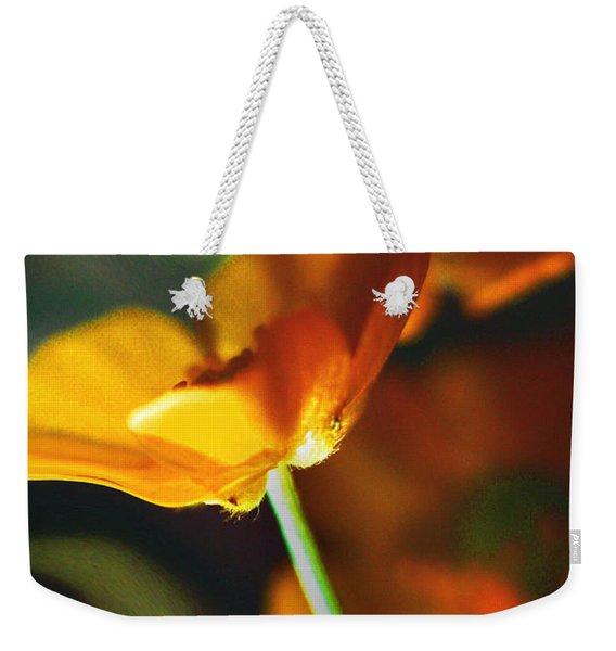 Golden Possibilities... Weekender Tote Bag