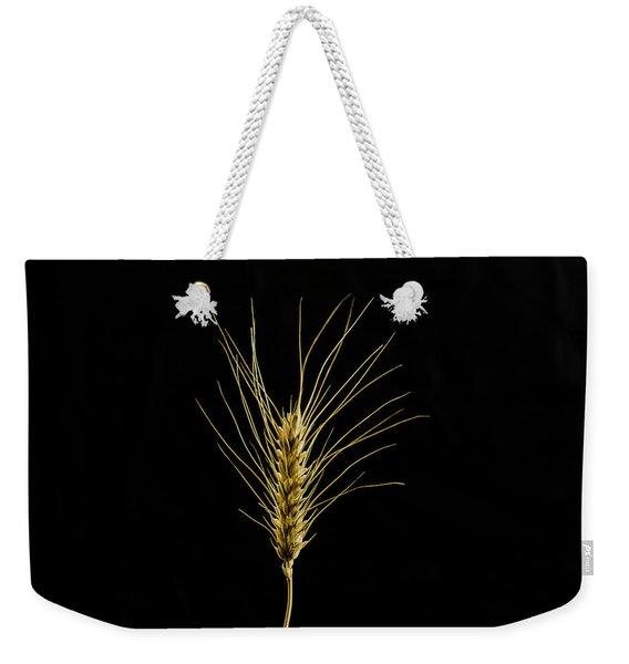 Golden Wheat Weekender Tote Bag