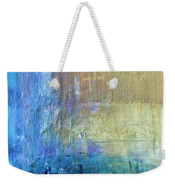 Golden Years Weekender Tote Bag