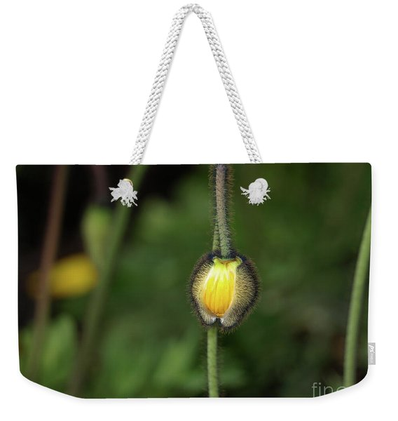Goldengatefloral01 Weekender Tote Bag