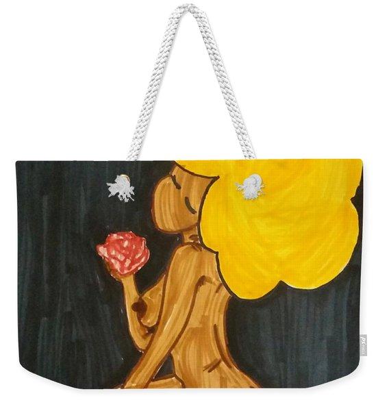 Goldie Weekender Tote Bag
