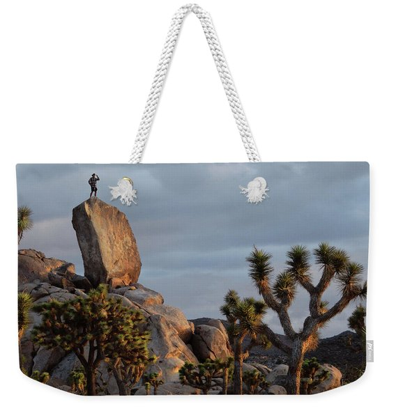 Goldie Dawn Weekender Tote Bag
