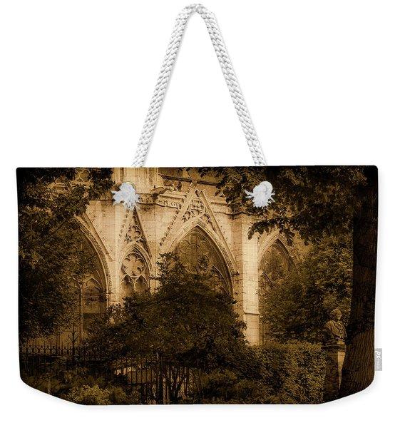 Paris, France - Goldoni In The Park Weekender Tote Bag