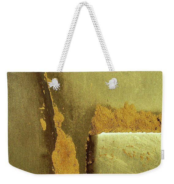 Goldrush Weekender Tote Bag