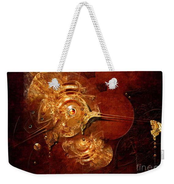 Goldsmith Weekender Tote Bag