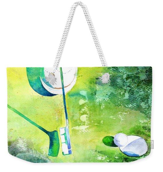 Golf Series - Finale Weekender Tote Bag