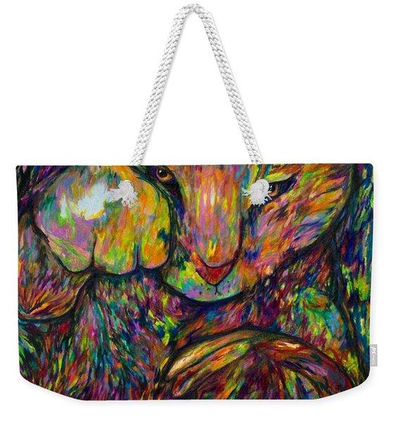 Gomez Weekender Tote Bag