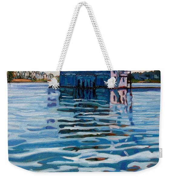 Gone But Not Forgotten Weekender Tote Bag