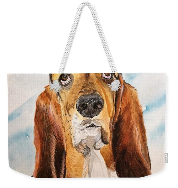 Good Grief 2 Weekender Tote Bag