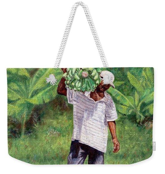 Good Harvest Weekender Tote Bag