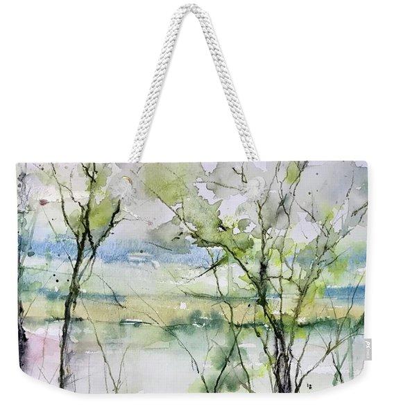 Good Morning On Da Bayou Faciane Weekender Tote Bag