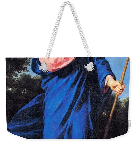 Good Shepherd Weekender Tote Bag
