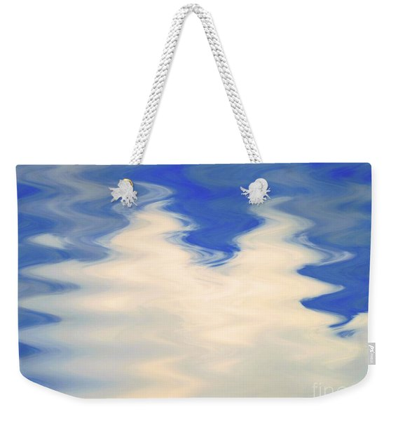 Good Vibrations Weekender Tote Bag