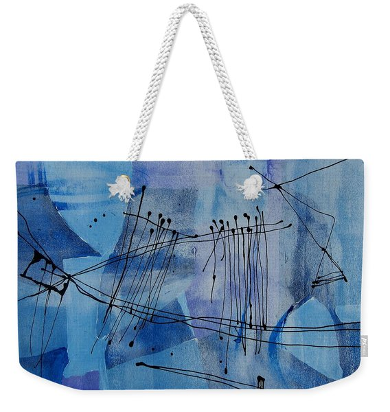Good Vibrations Two Weekender Tote Bag