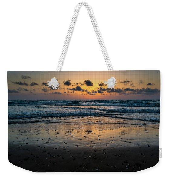 Goodnight Sea Weekender Tote Bag